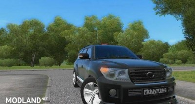 Toyota Lancruiser 200 5.7 Tuning [1.5.2] - Direct Download image